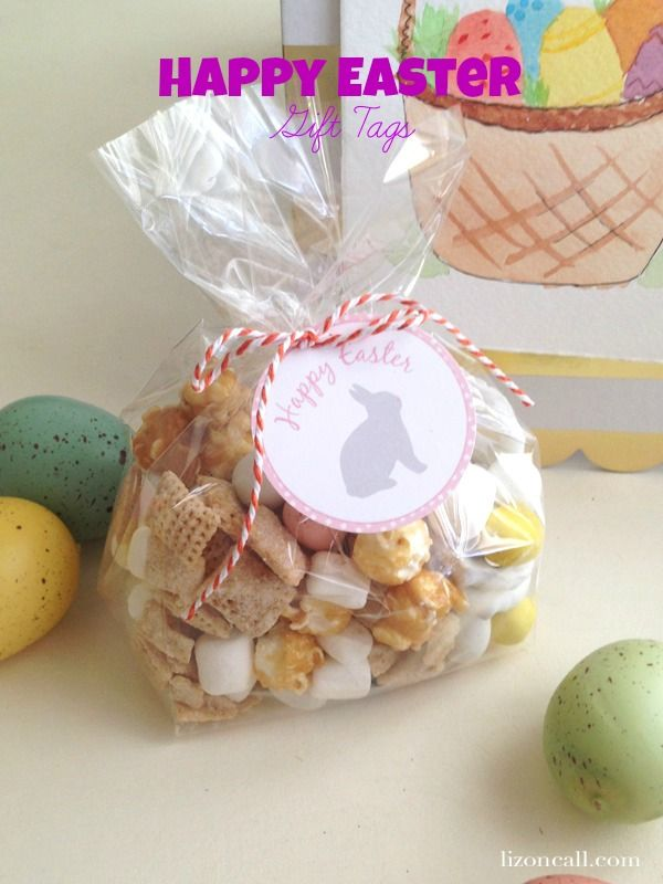 Easter gift tags easter happy easter and gift easter gift tags negle Images