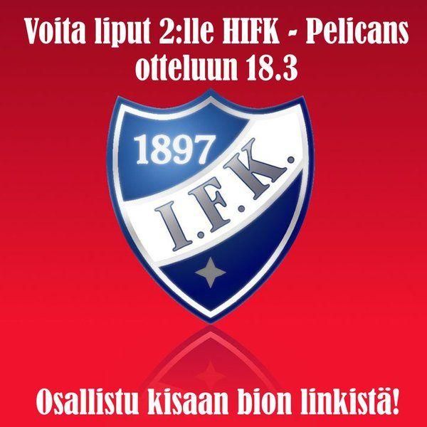 #Hifk - #Pelicans #Liiga kilpailu. Tsekkaa https://betsikingi.info ja osallistu arvontaan.