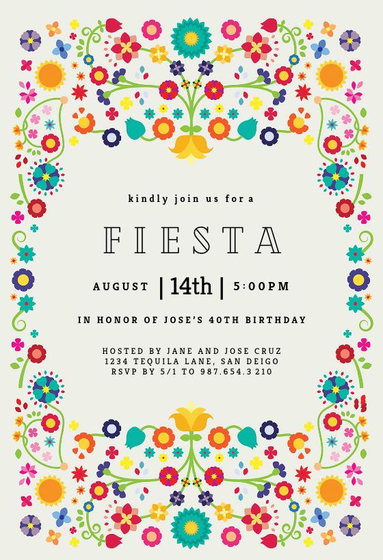 Free papel picado clipart and fiesta invites latinaish, free.