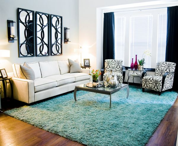Love The Mirrors Above The Couch Family Room Decorating