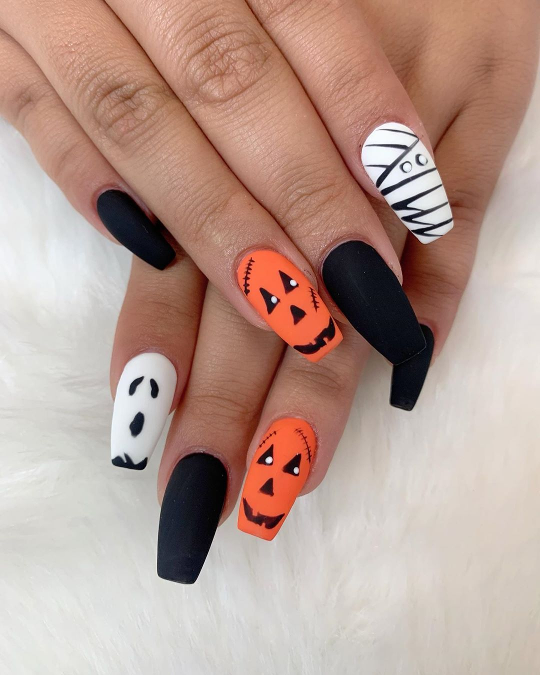Pin On Halloween Nail Art Ideas