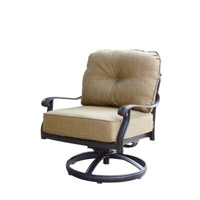 Cool Three Posts Lebanon Rocker Swivel Recliner Patio Chair With Spiritservingveterans Wood Chair Design Ideas Spiritservingveteransorg