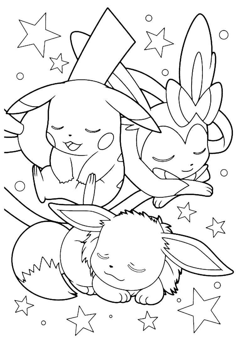 Coloriage Pokemon Rare Notre Livre Gratuit A Colorier Coloriage Pokemon Coloriage Pikachu Coloriage