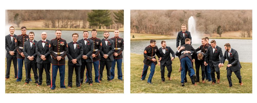 Winter Wedding | Stone Ridge Hollow | Sidney & Zach - Valerie Michelle Photography#hollow #michelle #photography #ridge #sidney #stone #valerie #wedding #winter #zach