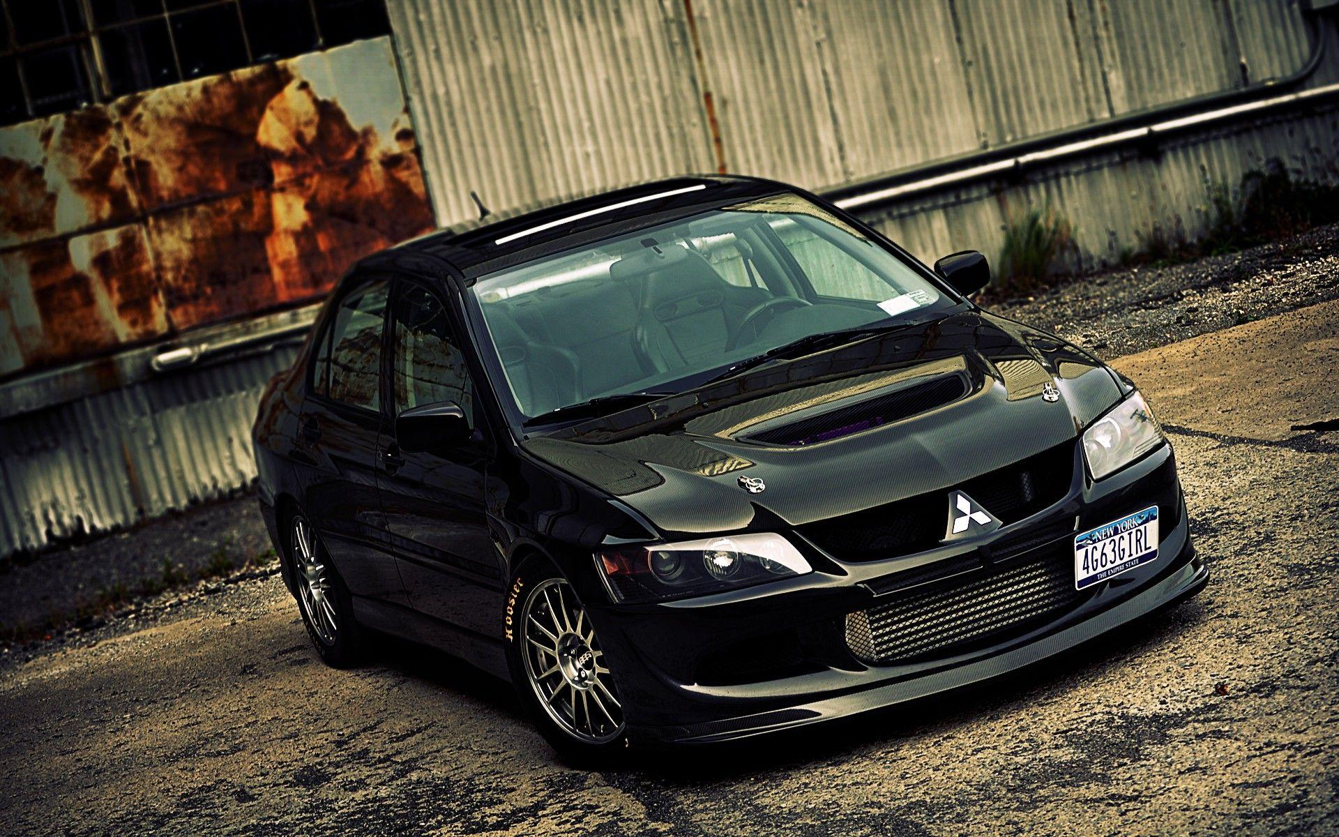 Mitsubishi Lancer Evolution Viii Desktop Wallpaper