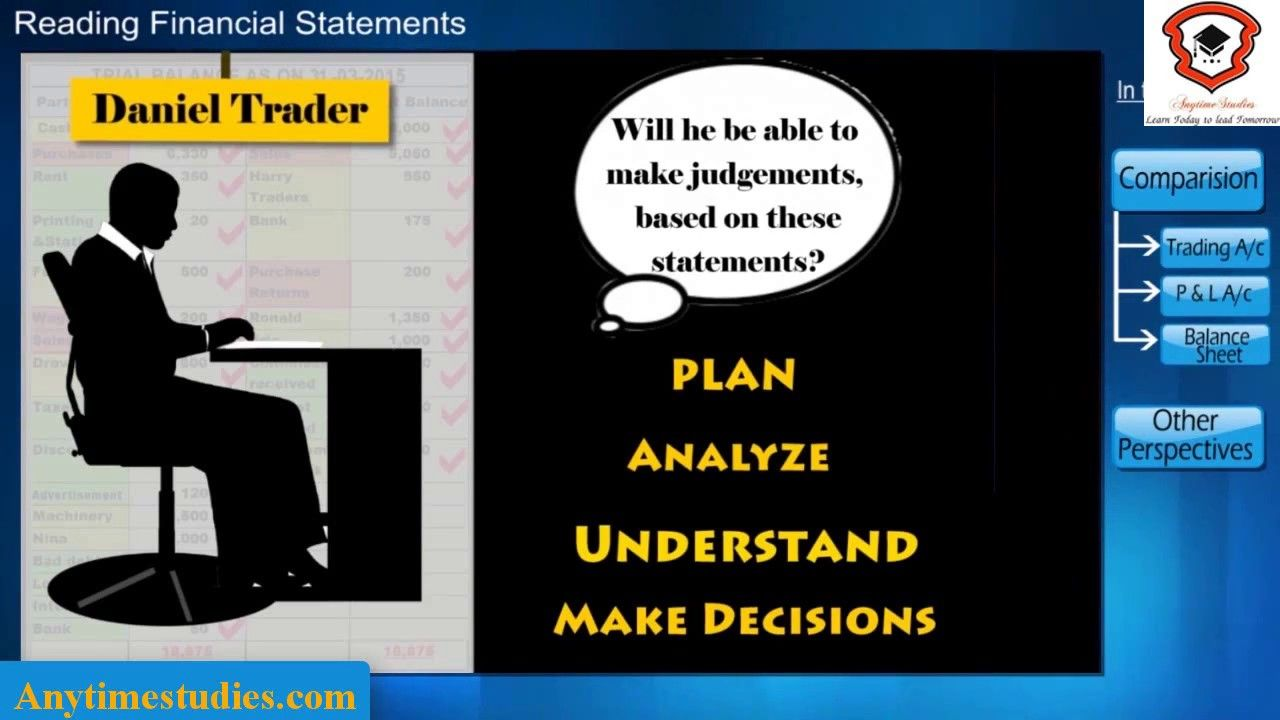 Basic Financial Statements  Accounting And Financial Statements