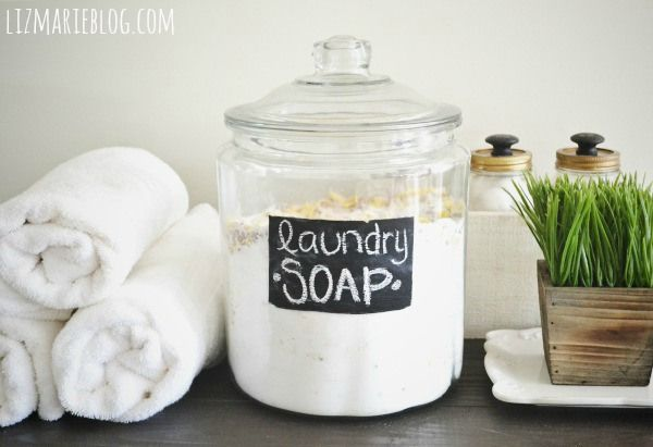 Diy Laundry Soap One Year Review Amp Recipe Diy Cleaning