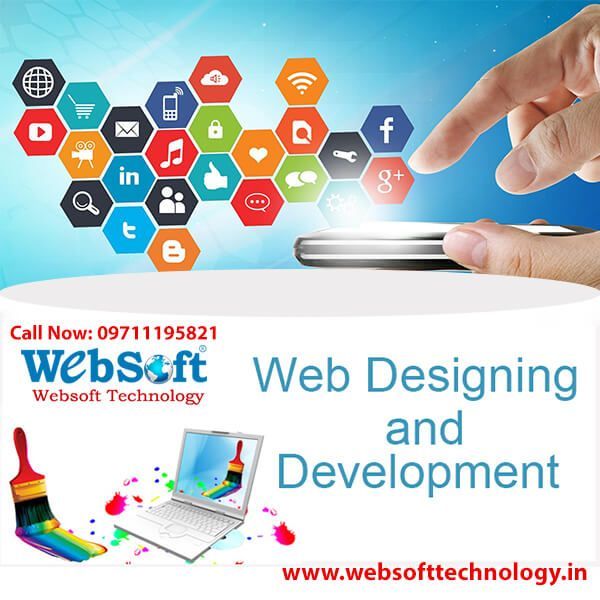 WebSoft Technology Is Professional Web Designing And