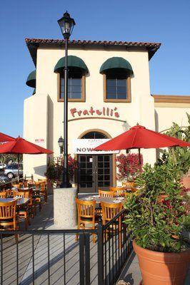 Fratelli S Italian Restaurant Soooooooo Delicious 3915 Mission Ave Ste 12 Oceanside Ca