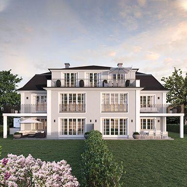 35 ASGARD Villenartiges Mehrfamilienhaus in Bogenhausen