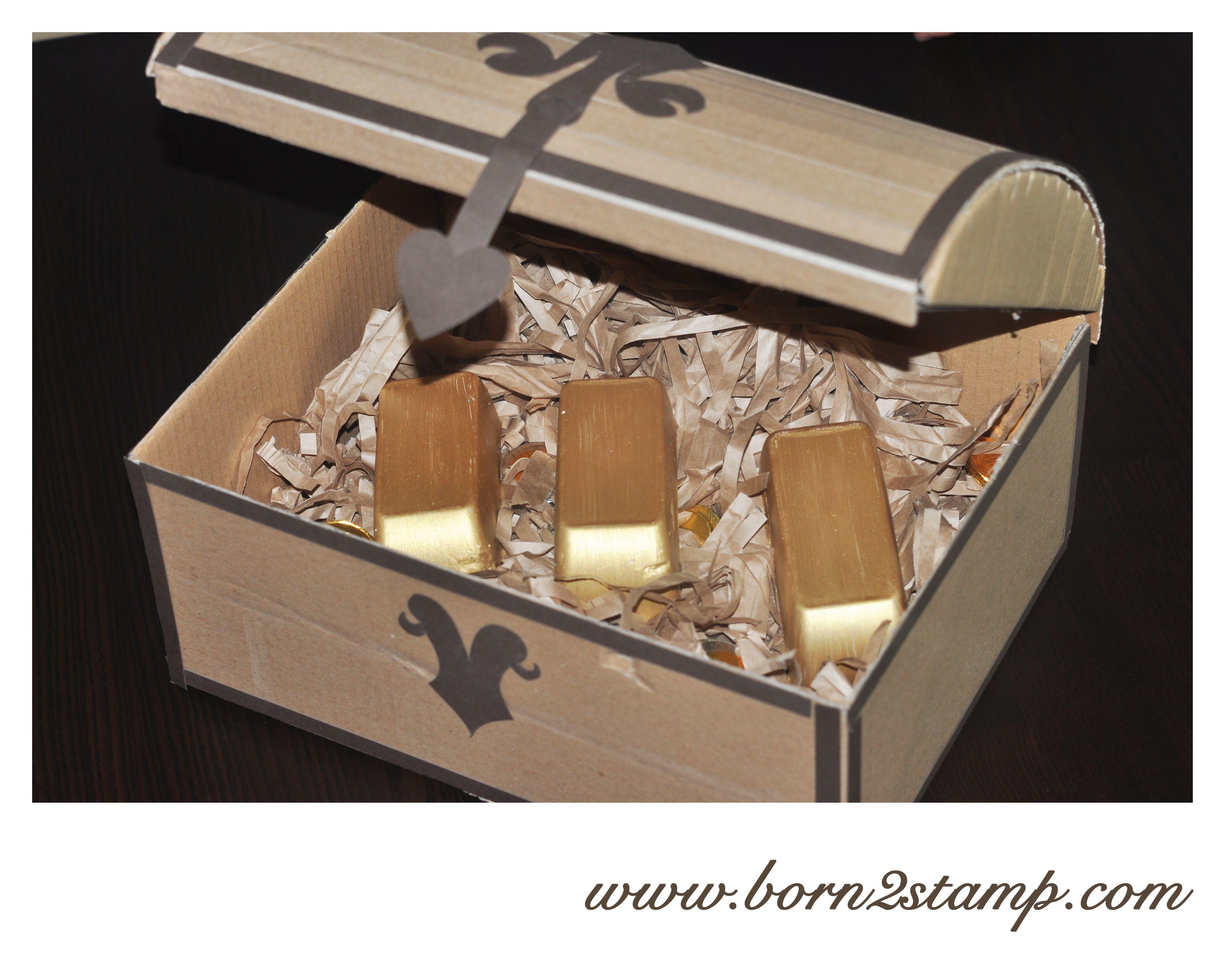 viele gute w nsche und kleine goldbarren zur hochzeit born2stamp pinterest. Black Bedroom Furniture Sets. Home Design Ideas