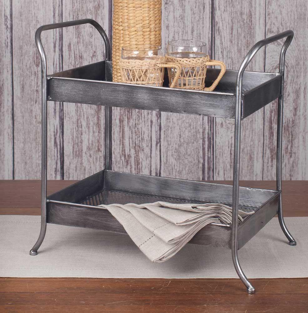 Tabletop Server Metal Table Top