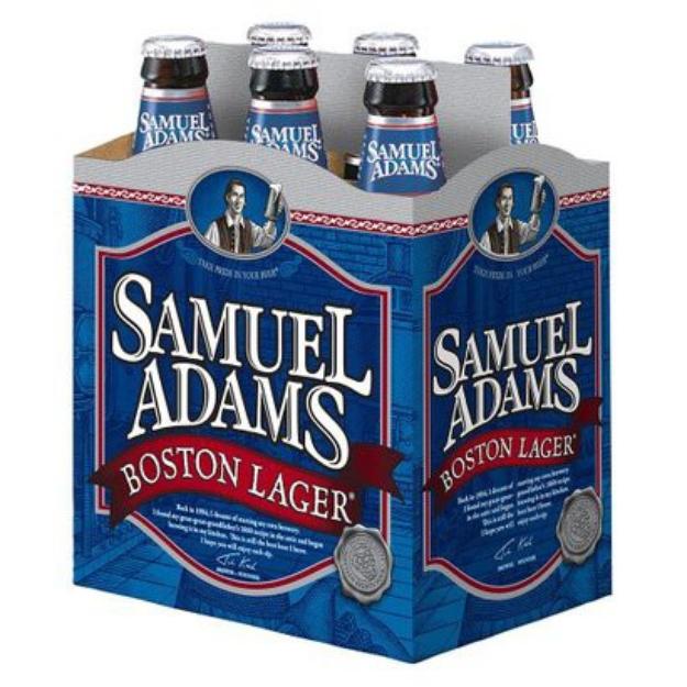 I'm learning all about Samuel Adams Boston Lager Bottles 12 oz, 6 pk at @Influenster!