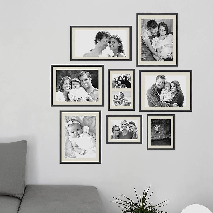 Personalised Photo Frame Wall Sticker Home Pinterest Wall
