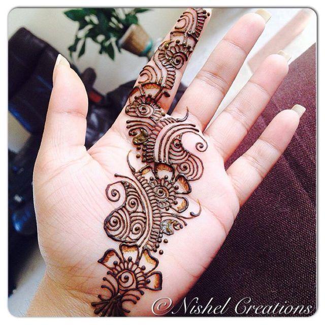 Image Result For Mehendi Designs For Front Hand Salwar Kameez