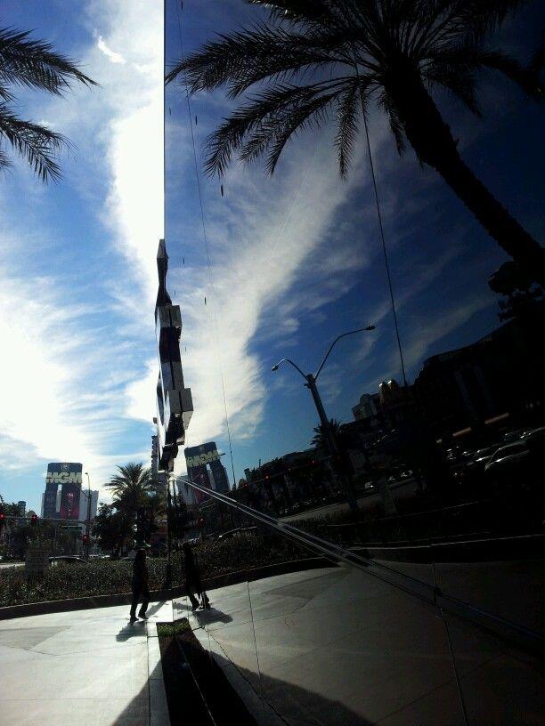 Reflect #las vegas #USA #cloud #nuvol