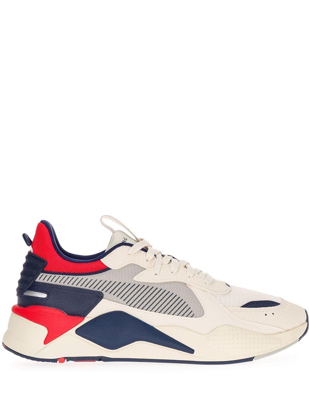 Puma RSX Hard Drive Sneakers – White