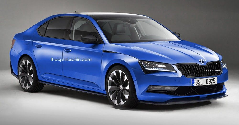 Skoda Considering Hot Superb Kodiaq Vrs Versions Cars Car