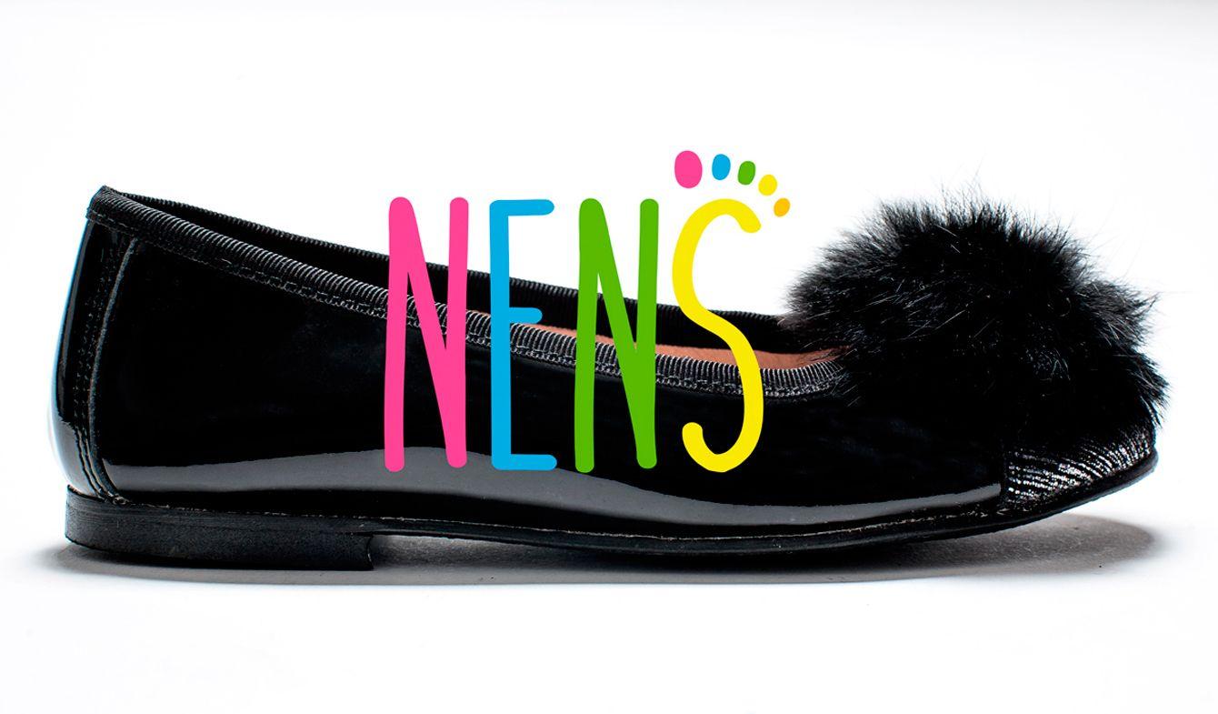 NENS Latest Fashion Quality leather ballerina shoes.