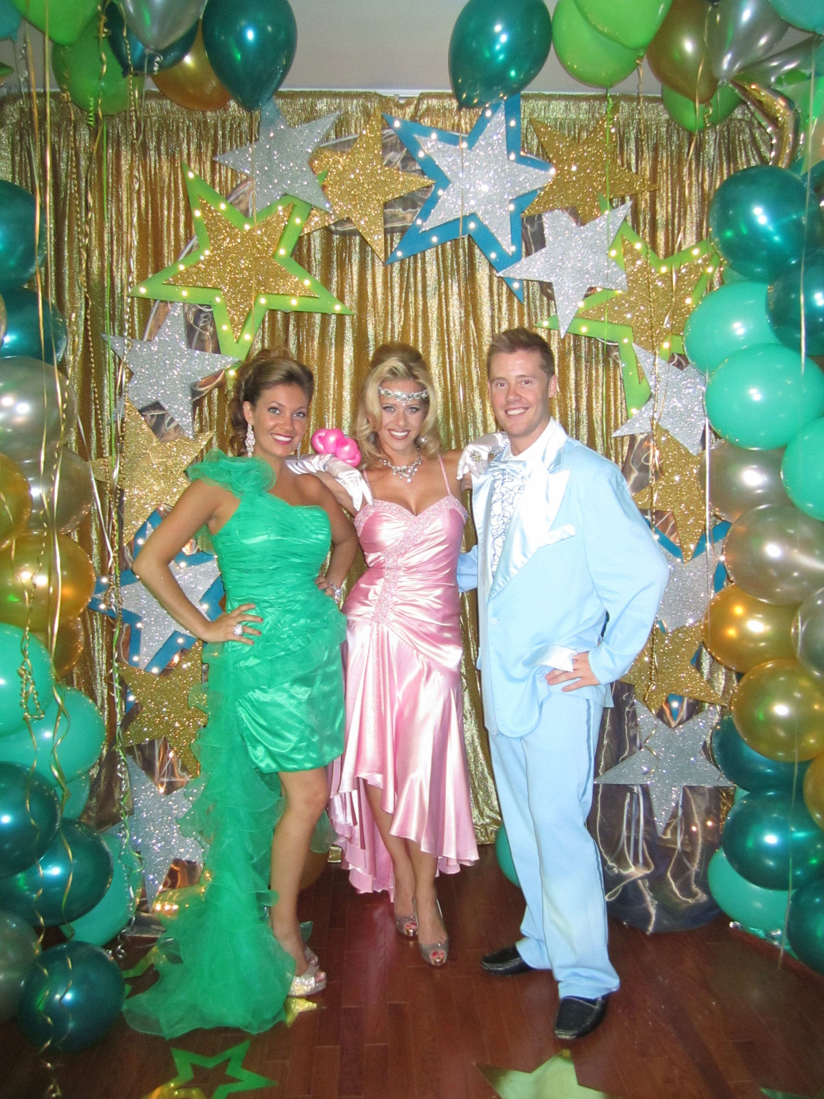 70S disco fever Party ideas | South Florida Catering South ...