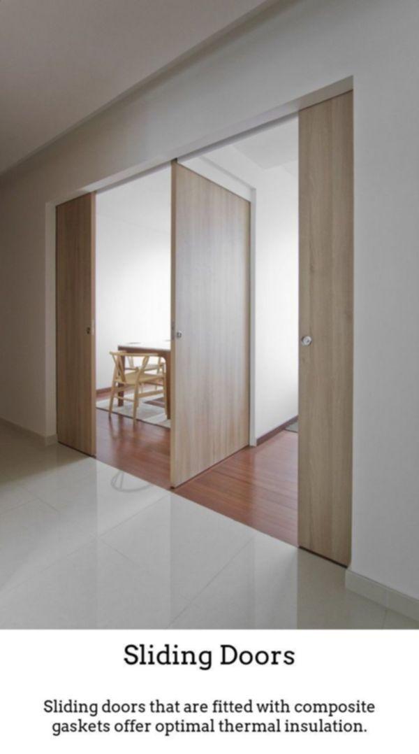 Indoor Doors Glass Bifold Doors Opaque Sliding Doors Sliding
