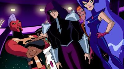 The Legion of Super Bloggers! : Legion of Super Heroes S01 E08: Lightning Storm