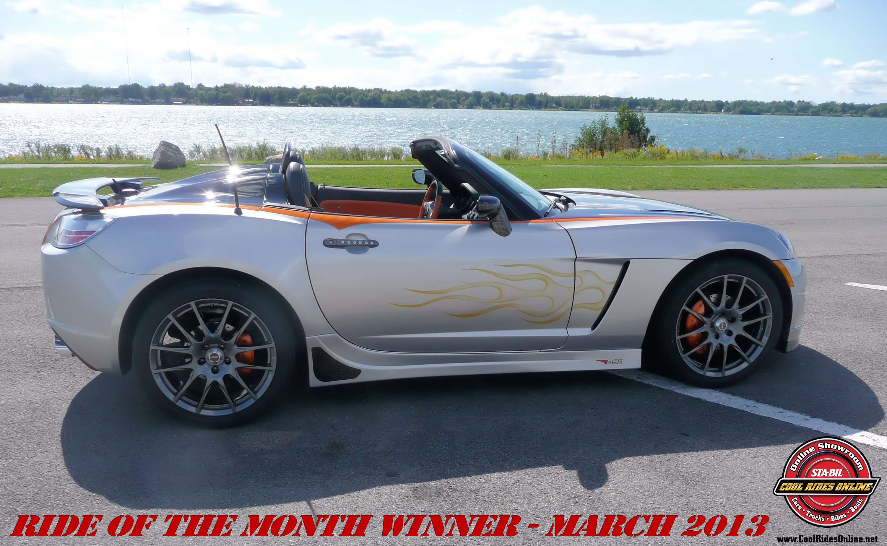 Congratulations To Sam S 2007 Saturn Sky Redline For Getting Voted As March S Ride Of The Month See Full Album Here Http Saturn Sky Pontiac Solstice Pontiac
