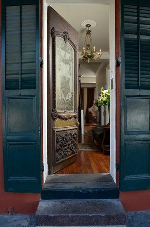 Courtyard Picture Of Hotel Maison De Ville New Orleans Tripadvisor New Orleans Hotels Hotel New Orleans