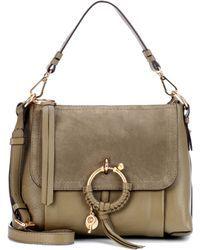 7c19c88f See By Chloé | Joan Small Leather Crossbody Bag | Lyst | дизайн в ...