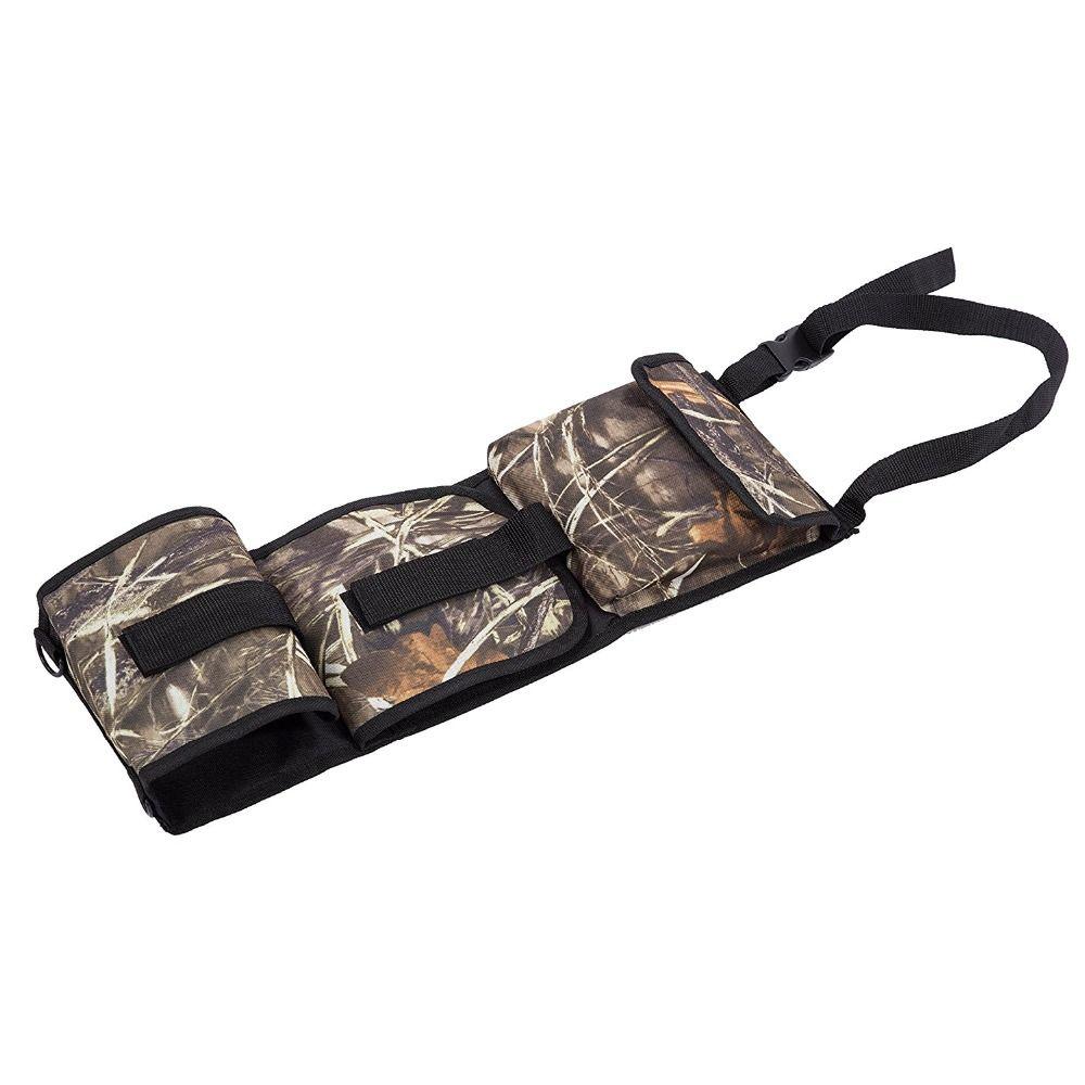 Gun Holsters Front Seat Storage Case Sling Bag Car Back Shotgun Rifle Rack Hunting Bags Pistols Organier With Pockets