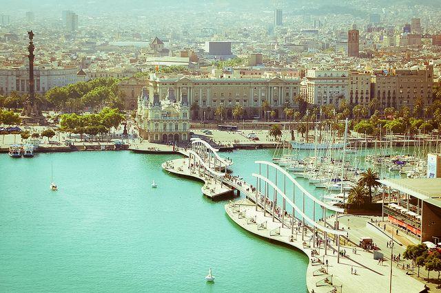 Barcelona / photo by Marin Tomic