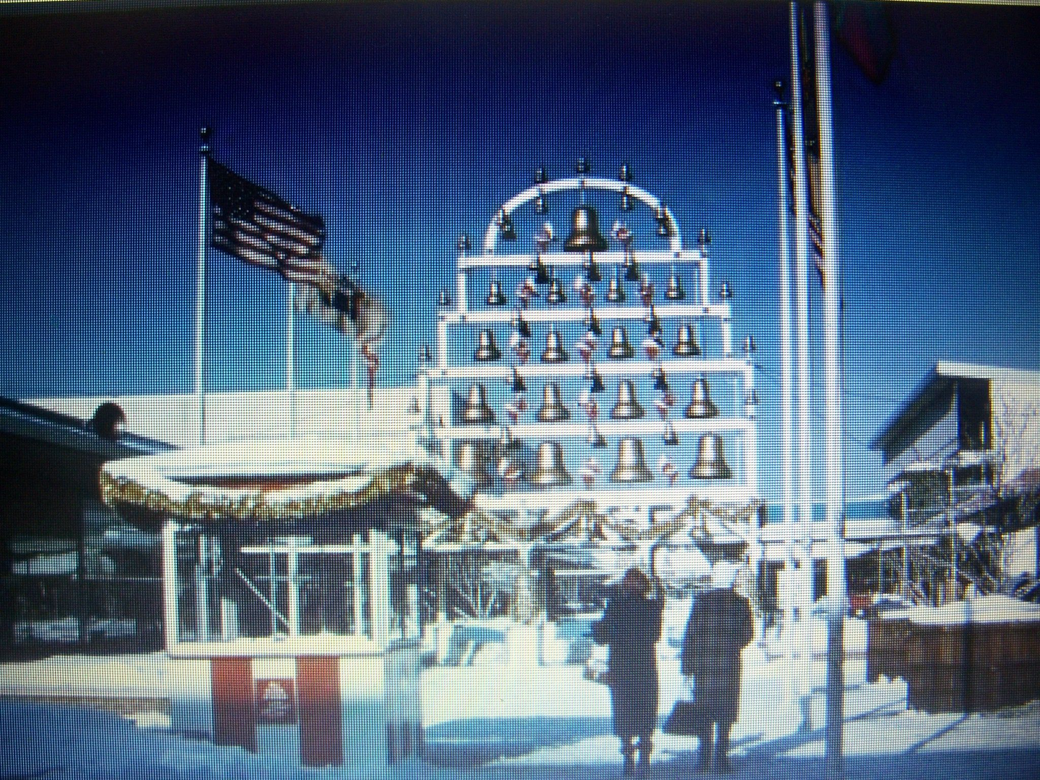 The Chiming Bells At Christmas ~ The Garden State Plaza, Paramus
