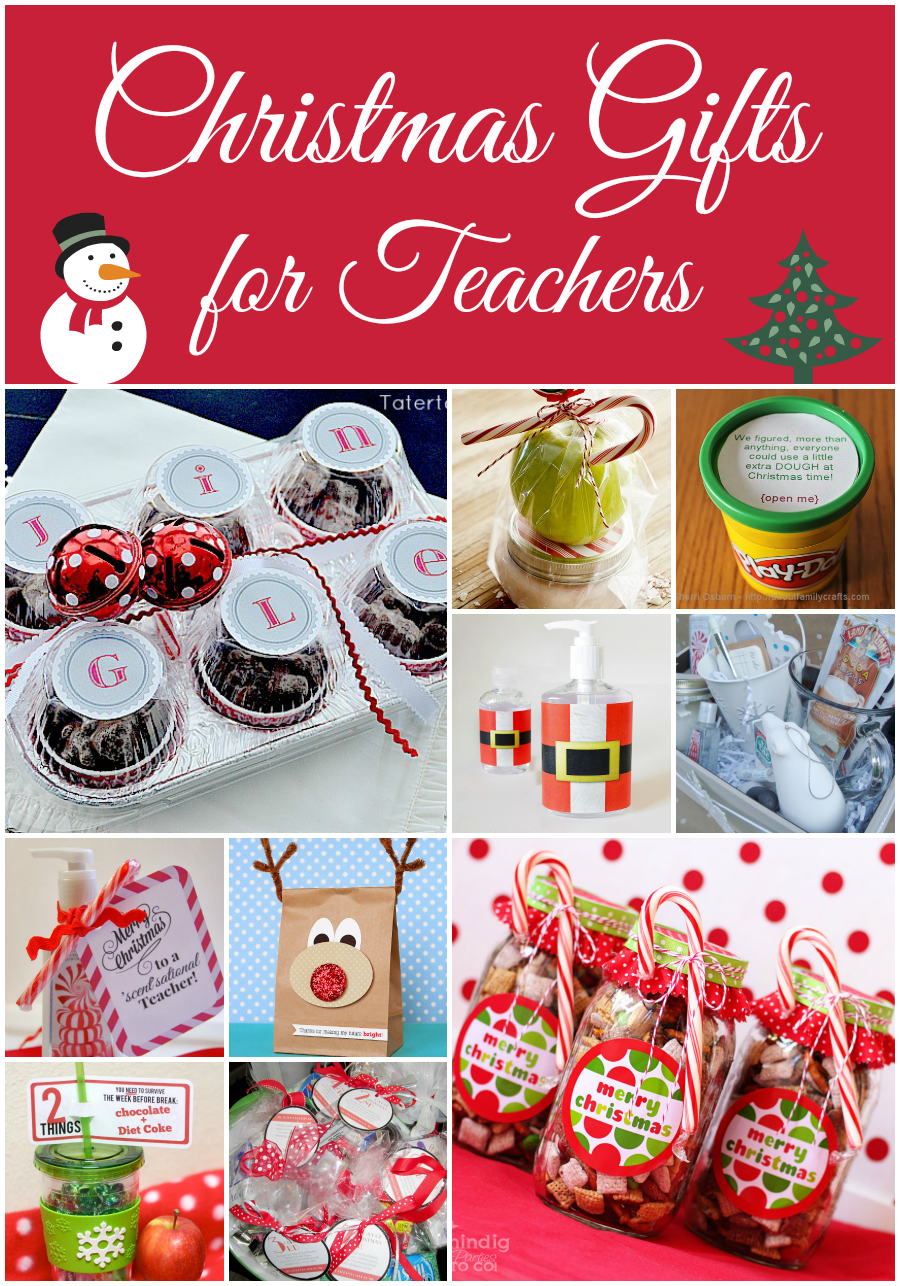 Christmas Gifts for Teachers | Holidays | Pinterest | Christmas ...
