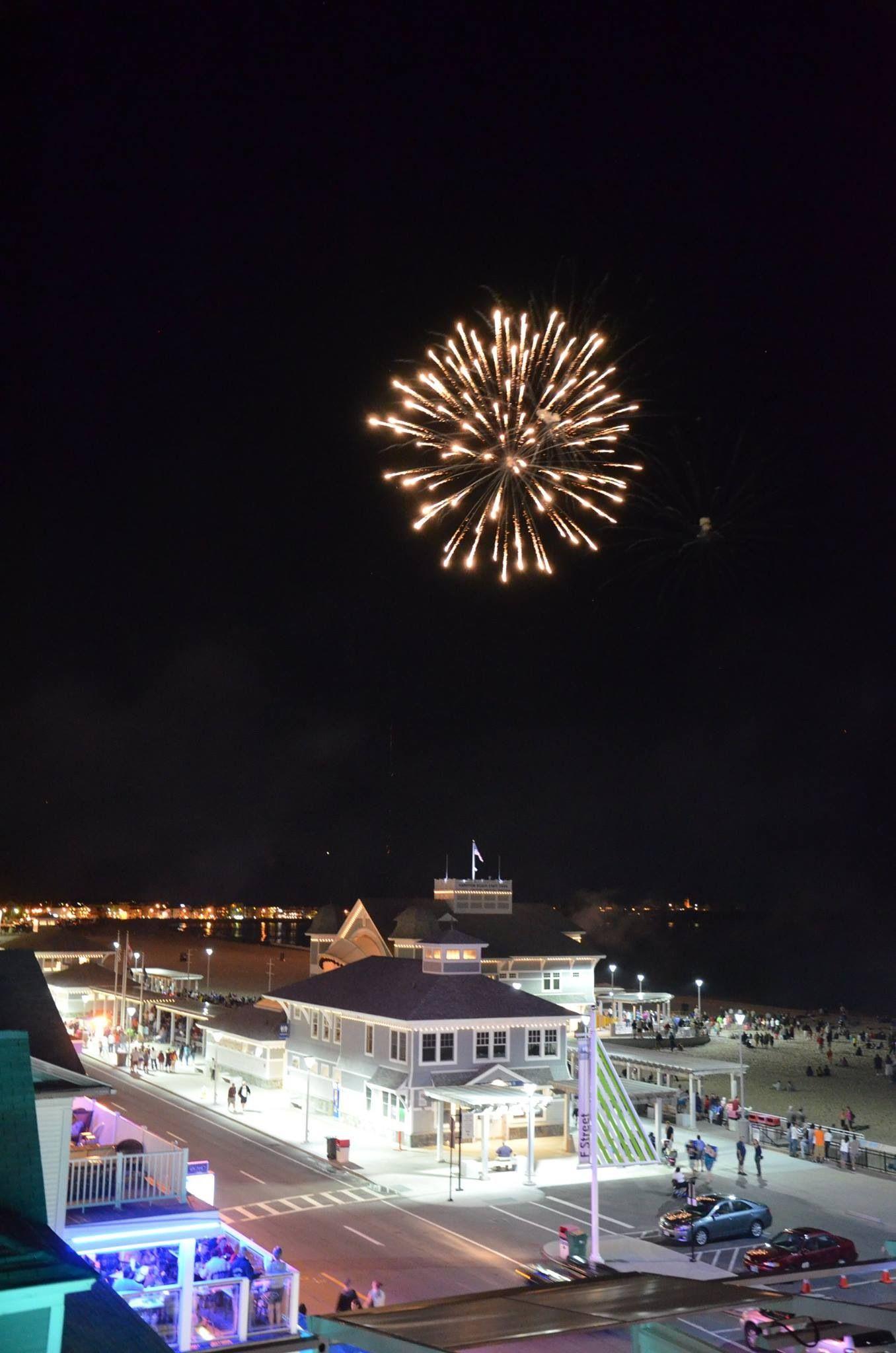 Hampton Beach Nh, Us Vacation Spots