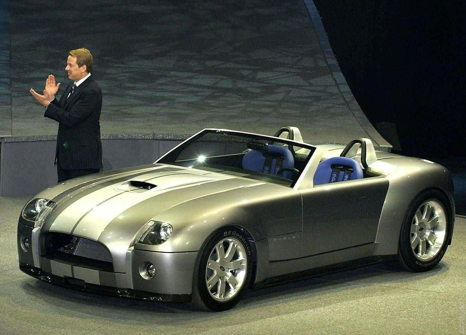 Ford Shelby Cobra Concept Ford Shelby Cobra Shelby Cobra Ford Shelby