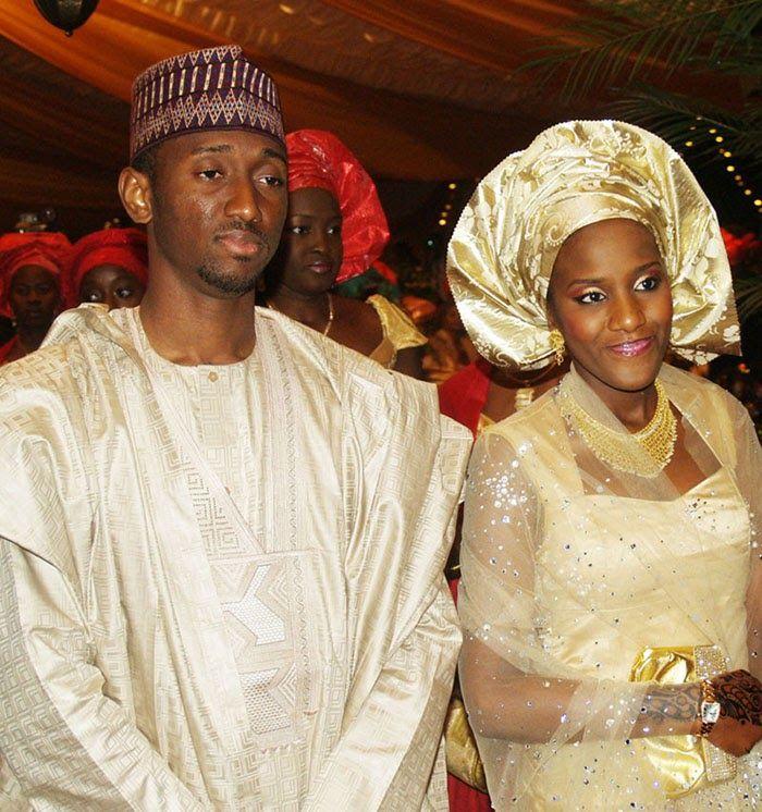 hausa traditional wedding fotos