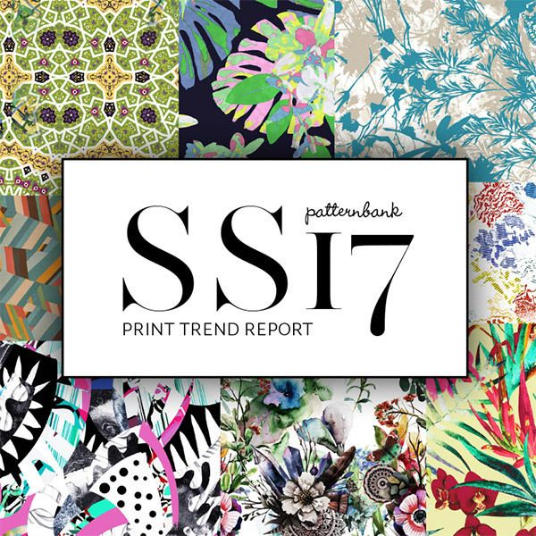 foto de 11351163 327905 spring summer 2017 print pattern trend report Print trends Spring summer 2017