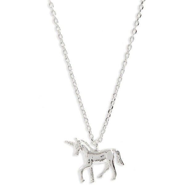 women u0026 39 s estella bartlett treasure me unicorn necklace   32
