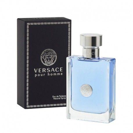 #perfume para hombre Versace Pour Homme de #Versace