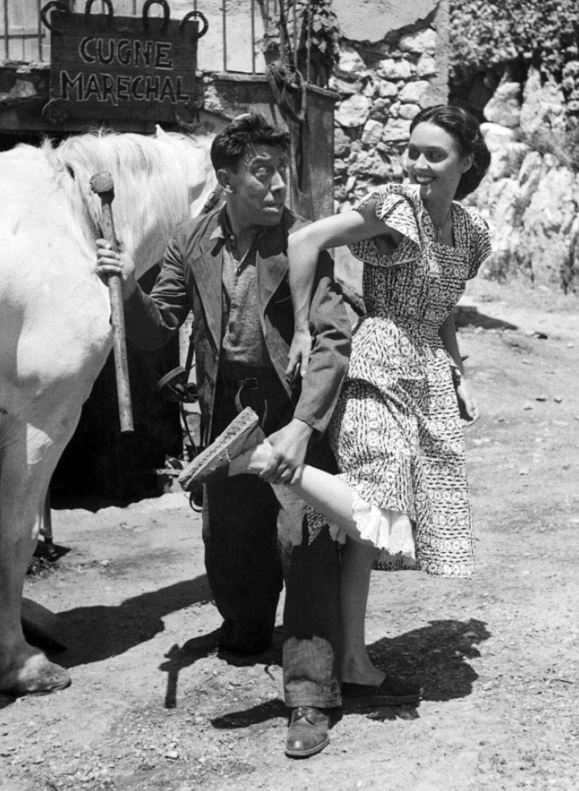 Maria Mauban Dans La Table Aux Creves De Verneuil 1951 Cinema Creve