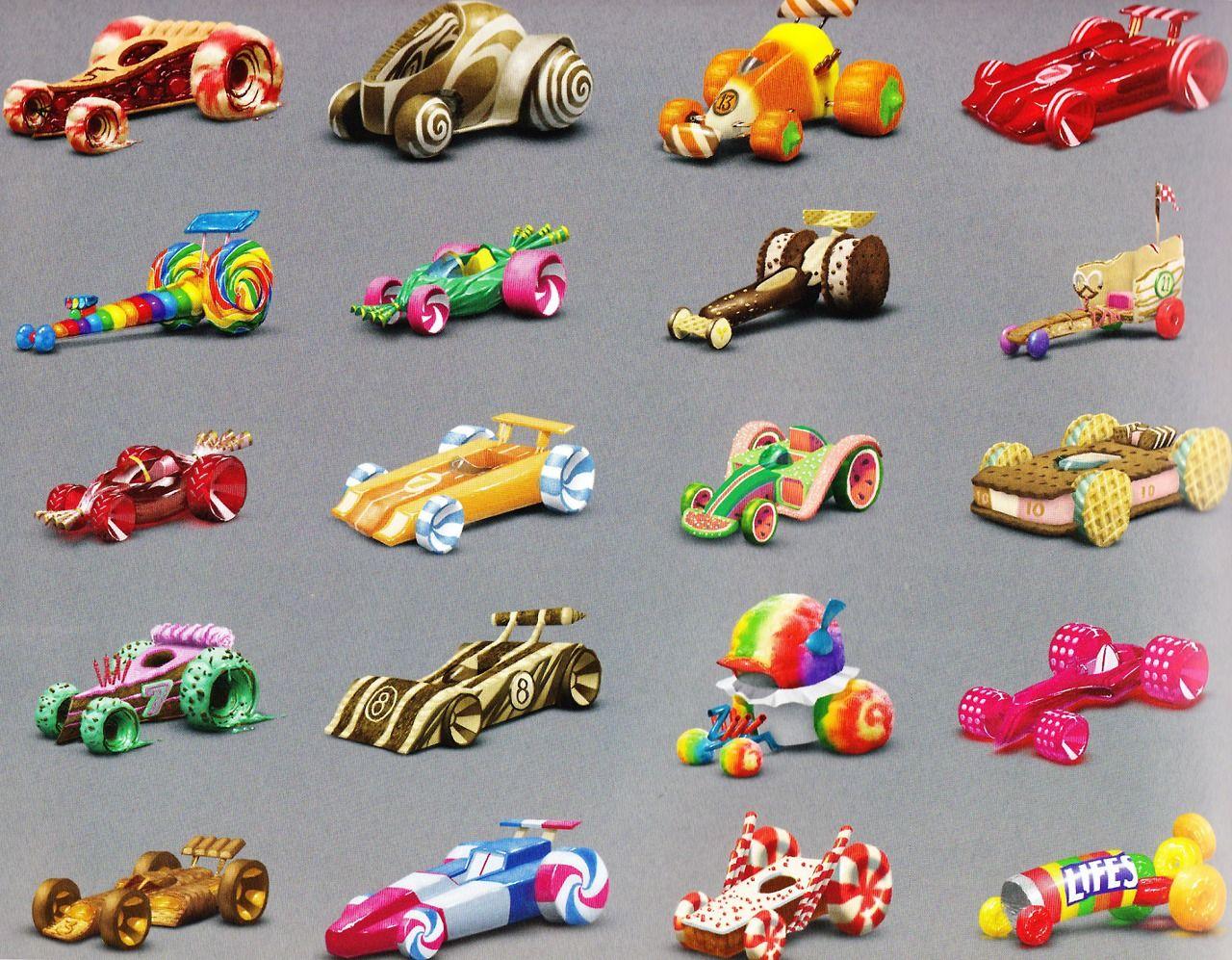 sugar rush cars twistedbullet sugar rush race cars