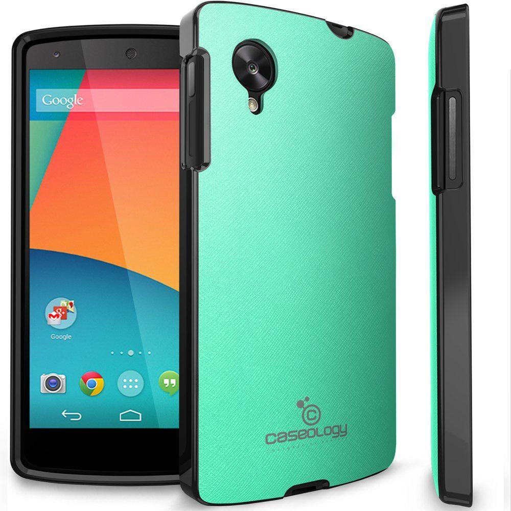 quality design b6cc2 ddfa3 Amazon.com: Nexus 5 Case, Caseology [Matte Hybrid] Google Nexus 5 ...