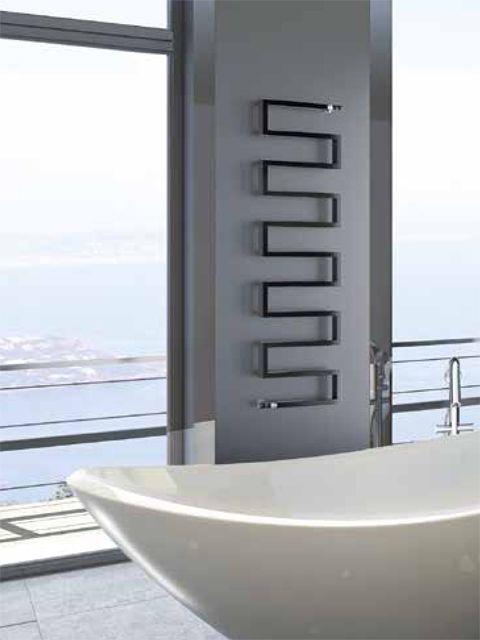 Serpentes radiator   .bathrooms in 2019   Handtuchheizkörper ...
