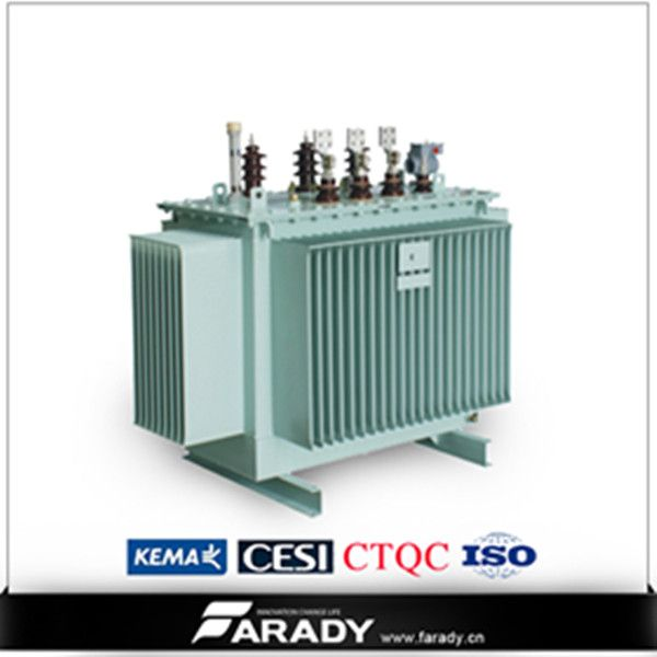 Hermetically Sealed Transformer Single Phase Pole Mounted Transformers       Distribution