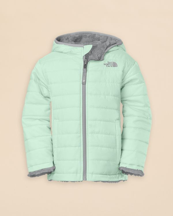 f56702550 The North Face Girls' Reversible Mossbud Swirl Jacket - Sizes 2T-4T ...