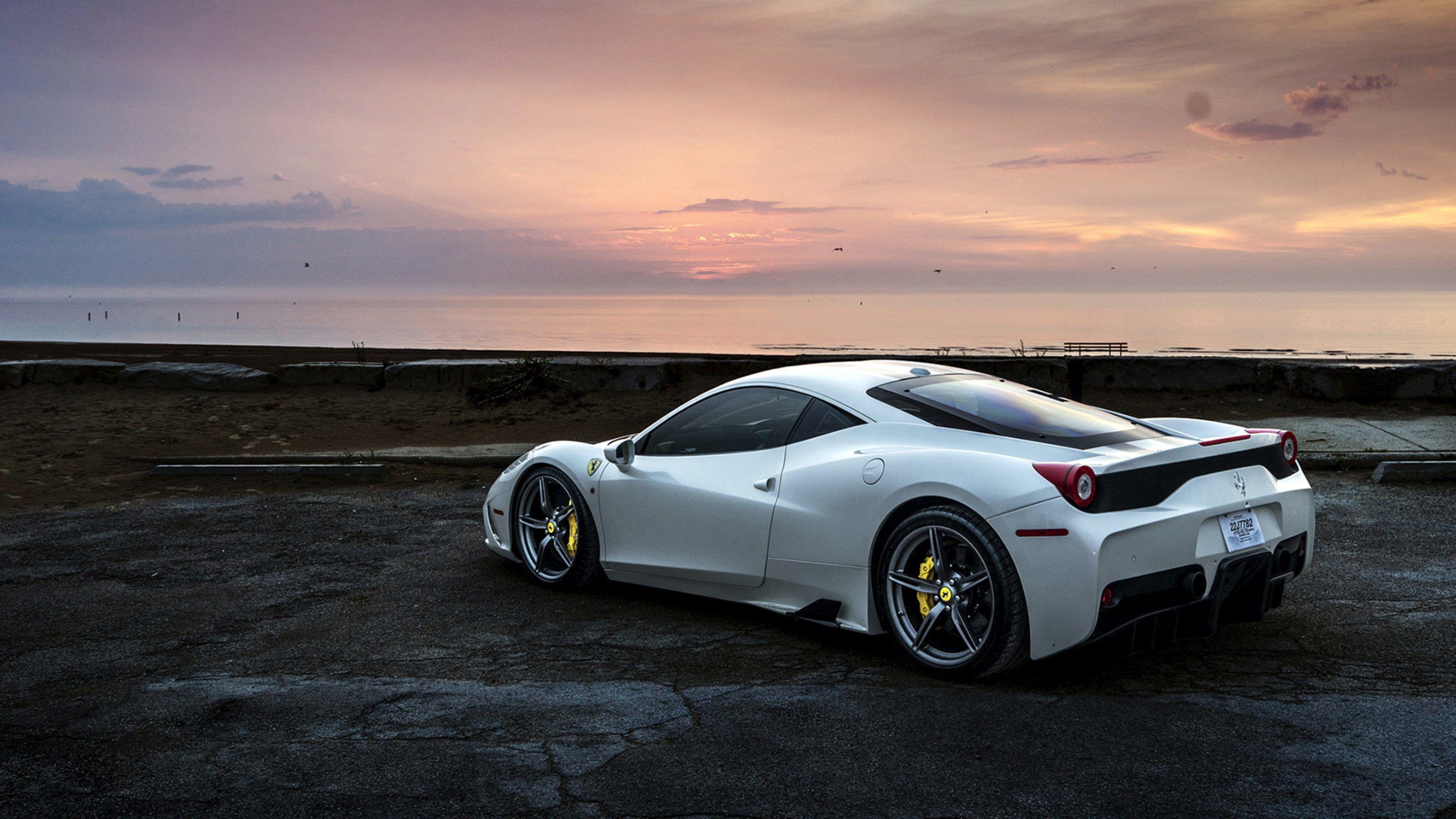 3840x2160 Ferrari 4k Background Wallpaper For Pc Luxury Car Rental Ferrari Car Car Wallpapers