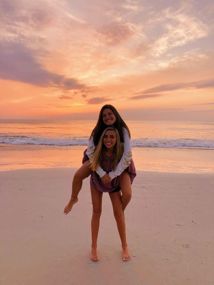 Bestfriends Beach Sunset Pictures Friendpictures Instagram