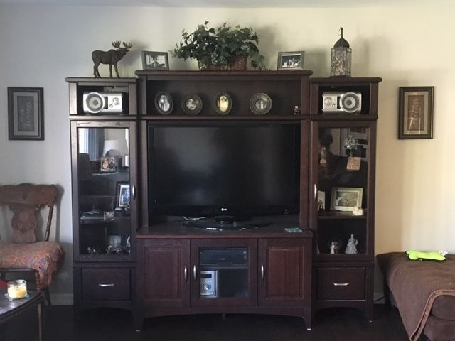 Inspiring Wall Units Kijiji Pictures - Simple Design Home - levitra-9.us
