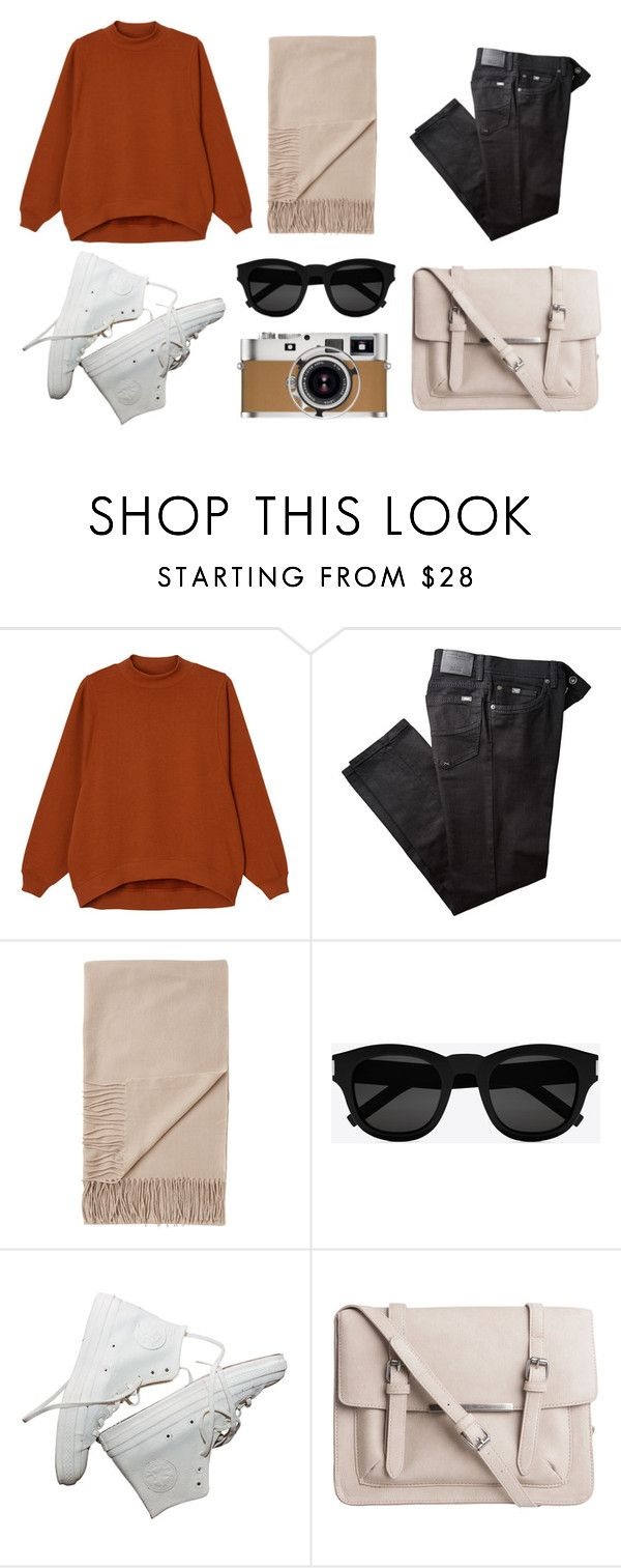 """""""Timeline"""" by beautyguru-secrets ❤ liked on Polyvore featuring Monki, BRAX, Yves Saint Laurent, Hermès and Pieces"""