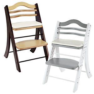 Modern Grow With Me Chair: Designed By One Step Ahead! The Chair Kids Never